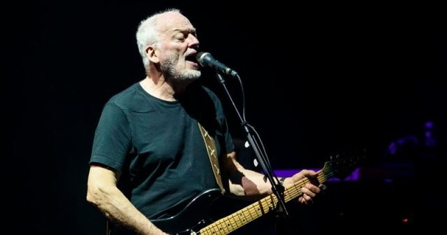 "DAVID GILMOUR: Ακούστε το νέο κομμάτι ""Yes I Have Ghosts"""