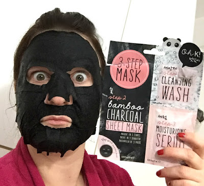 Oh K! Multi Step Mask With Charcoal
