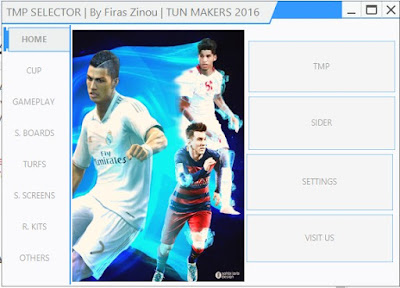 PES 2016 Tun Makers Patch v2.0