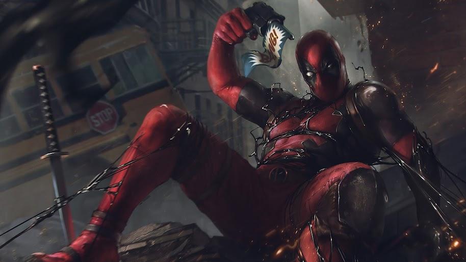 Deadpool 4k Wallpaper 224