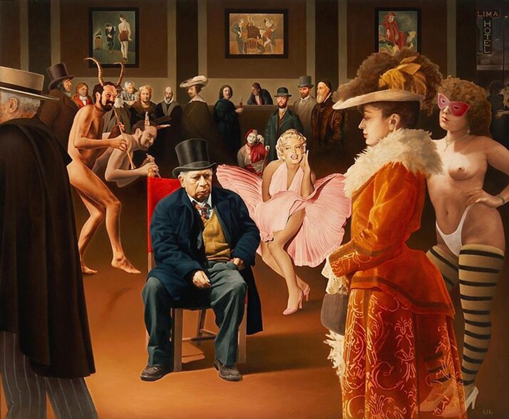 viejas prostitutas cuadro prostitutas