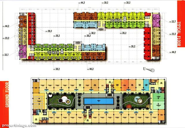 Denah-Sentul-Apartment-Tower- B_1