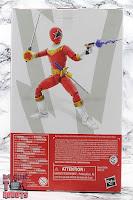 Power Rangers Lightning Collection Zeo Red Ranger Box 03