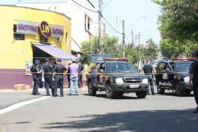 Polícia Civil reconstitui execução de Guarda Municipal de Araras