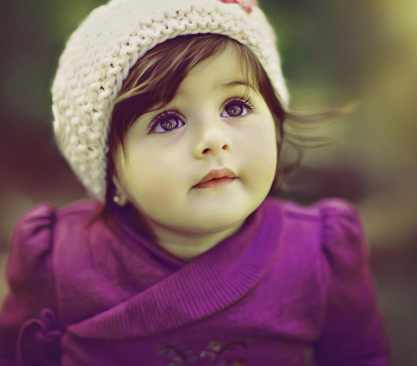 Cute Baby Whatsapp DP Wallpaper Download