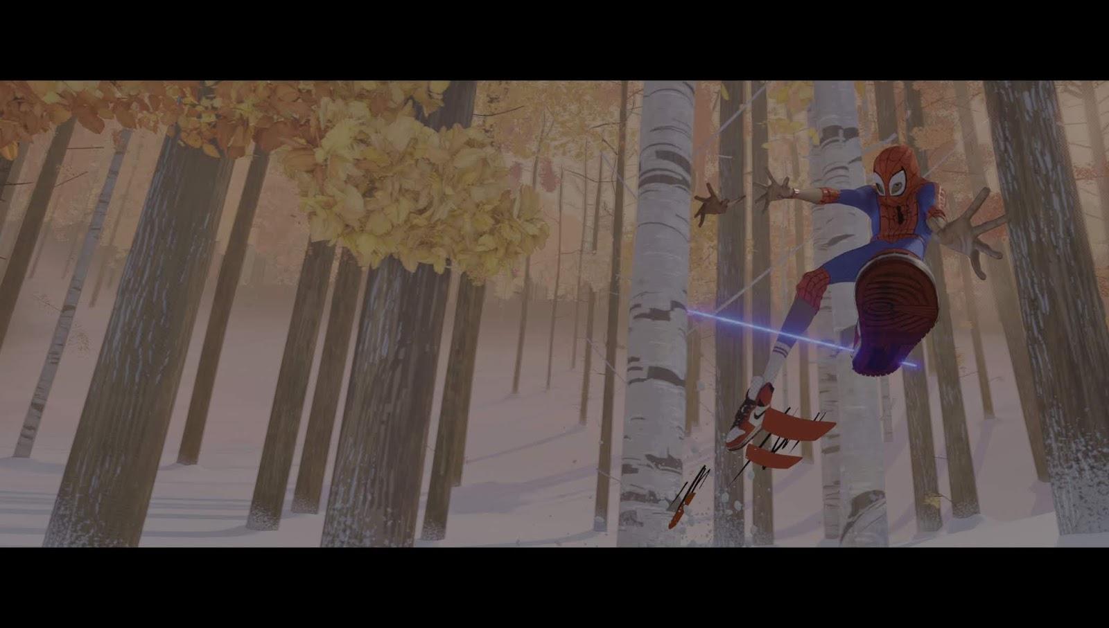 Spider-Man Un Nuevo Universo (2018) 4K UHD HDR Latino-Ingles