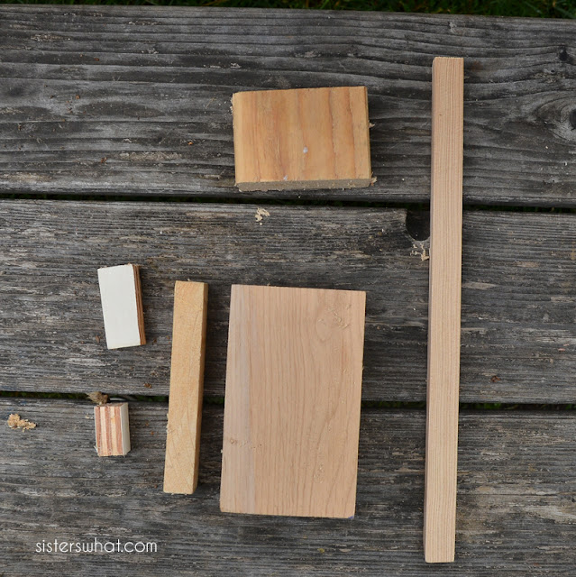 scrap wood toy diy