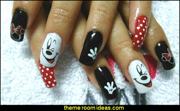 mickey mouse minnie mouse disney caricaturas - stamping plates mickey mouse manicure - disney stamp plate mickey nail Stamping plaque