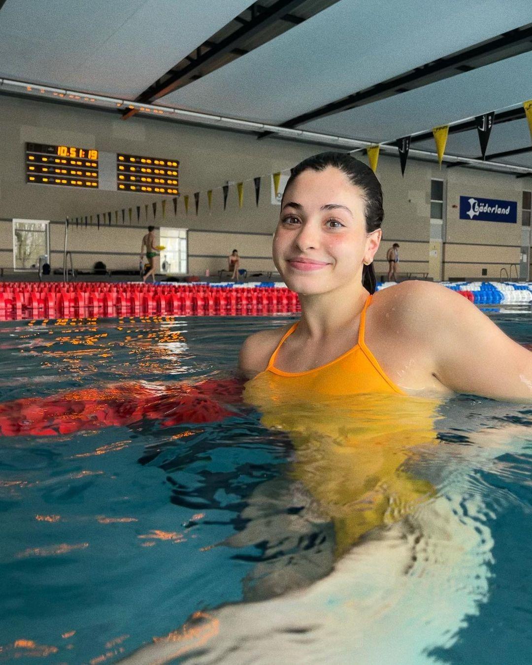 Yusra Mardini nadadora olímpica salvó a refugiados de morir