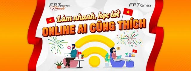 【Tháng mới】- Lắp mạng FPT | Miễn Phí 100% Tặng Modem Wifi Chuẩn AC 1000F
