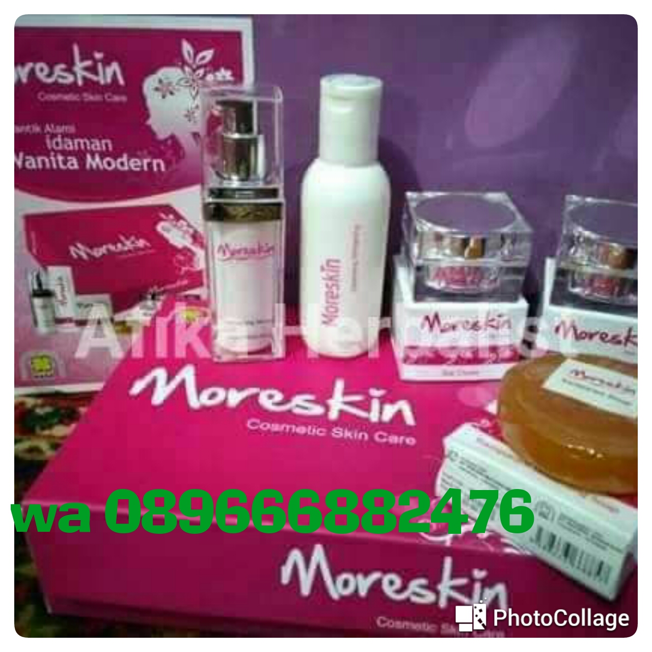 Agen Moreskin Skin Care Dimanado Serum Vitamin C Nasa