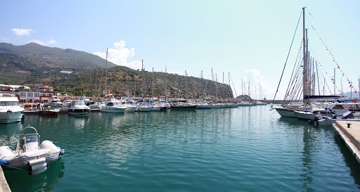 Akdeniz Bölgesi Marinaları