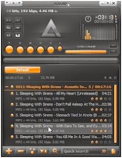 free download aimp 4.00.1697 terbaru