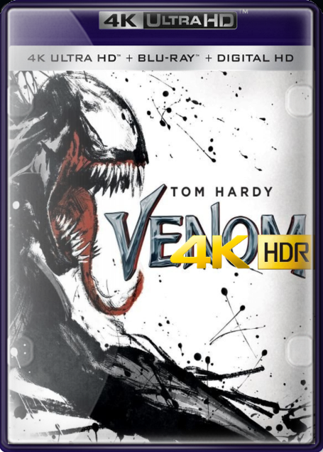 Pelicula Venom (2018) 4K HDR LATINO/INGLES Online imagen