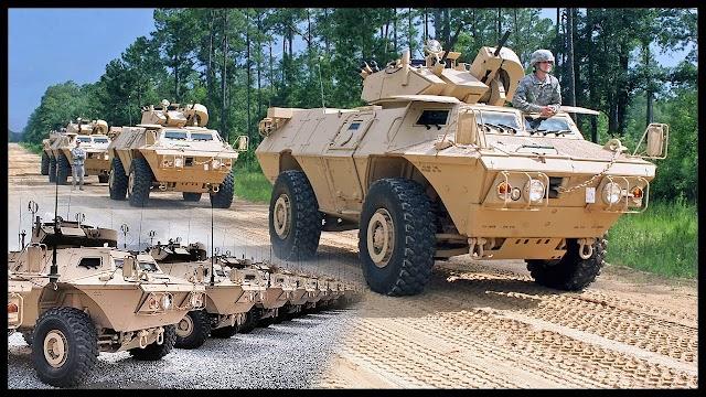 Στις ΗΠΑ κλιμάκιο του ΓΕΣ για τα Μ1117 και τα Cougar