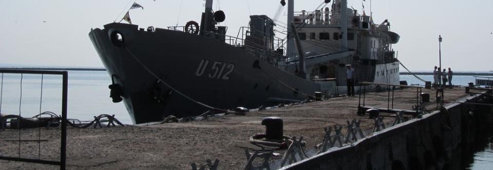 Військові будівельники США завершили ремонт пірсу в Очакові