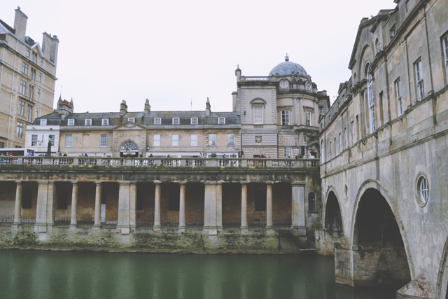 Bath architecture River Avon