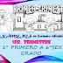 EXÁMENES en formato editable DE PRIMERO A SEXTO GRADO, CORRESPONDIENTES AL PRIMER TRIMESTRE, CICLO ESCOLAR 2019-2020.