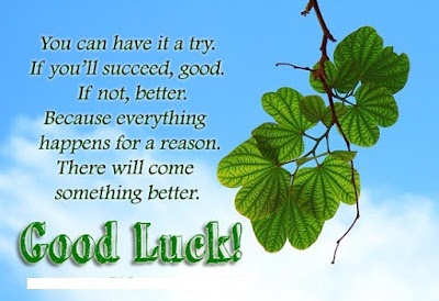 Best Wishes For Promotion Exam
