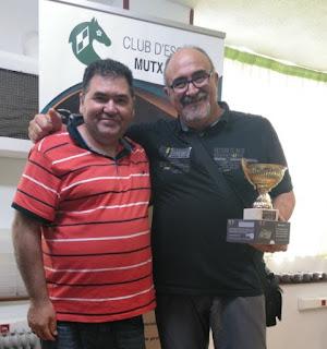 IRT Sub-1600 de Mutxamel, Joaquín Masía Senent, campio