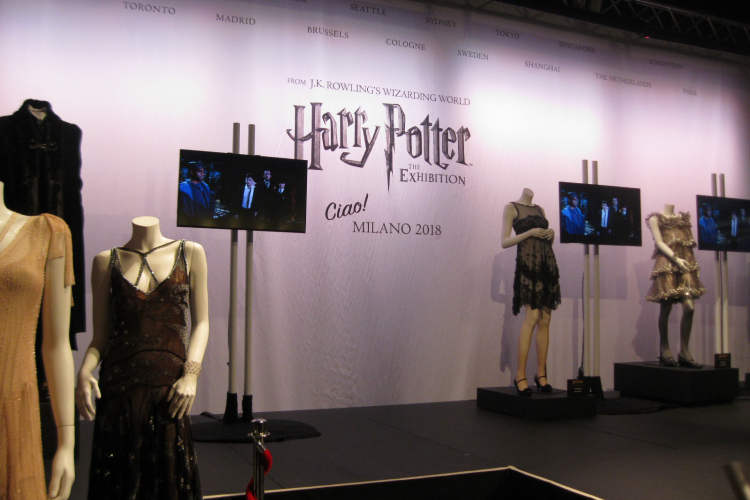 Harry Potter The Exhibition Costumes Universal Orlando Resort
