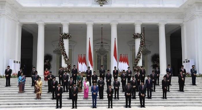 Menteri Mundur Pemantik Kejatuhan Jokowi