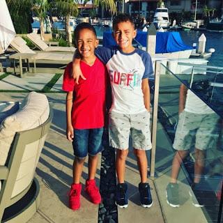 LaMarcus Aldridge S Profile Picture Of Twitter His Sons