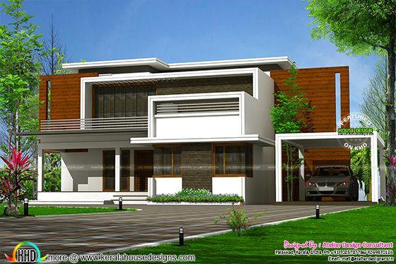 2780 sq-ft contemporary home