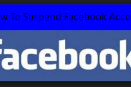 Facebook Suspend Account