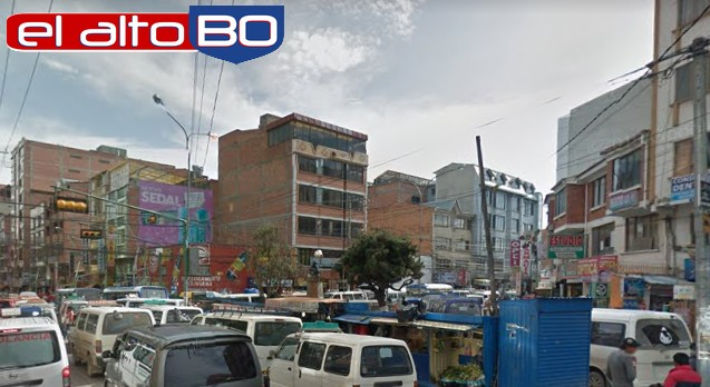 Luagres de El Alto