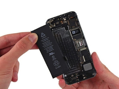 Thay pin iphone 5s uy tín