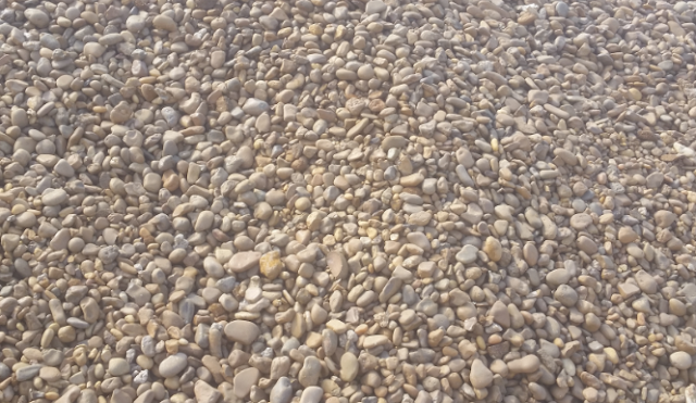 Coarse Gravel Size 10: 18 mm