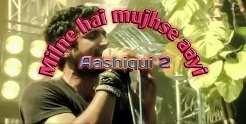 Milne Hai Mujhse Aayi Song Lyrics