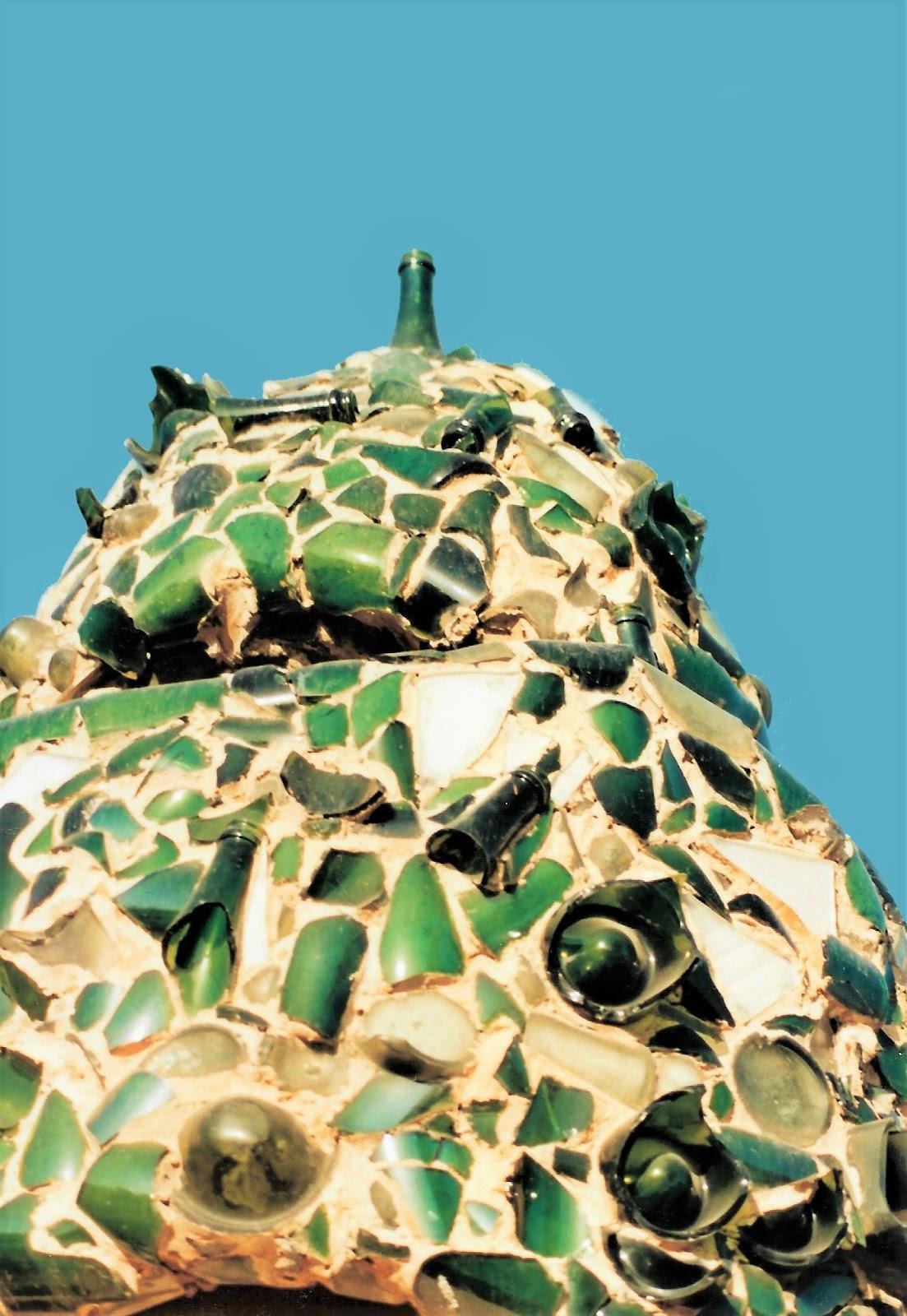 バルセロナでのガウディの作品