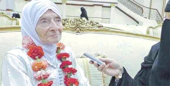 Inilah Mualaf Tertua Yang Menyatakan Masuk Islam Saat Berusia 91 Tahun