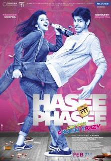 Download Hasee Toh Phasee (2014) Hindi Full Movie 480p || 720p [1GB] | 1080p [1.7GB] BluRay