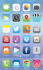 Download IconPack iOs7