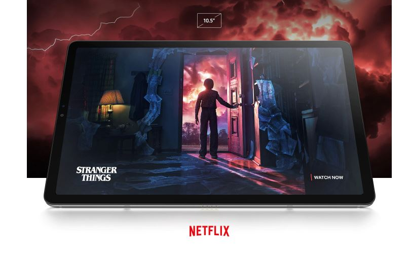 Samsung unveils 2019 lineup of Galaxy Tablets, partners with Netflix