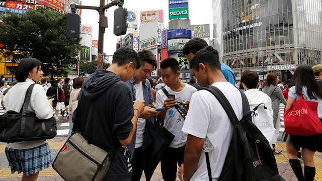 """""""Fue sin querer queriendo"""": Falsa alarma de un terremoto de magnitud 9,1 causa pánico en Japón"""