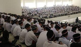 UIN SGD Bandung Lantik 5.985 Mahasiswa Baru 2016