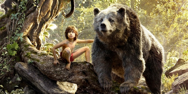 The Jungle Book Official Big Game Trailer 2016