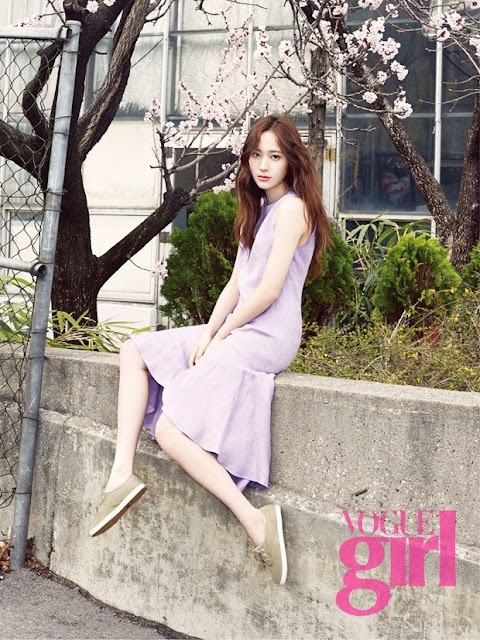 Steal Her Look: Krystal's Lilac Dress