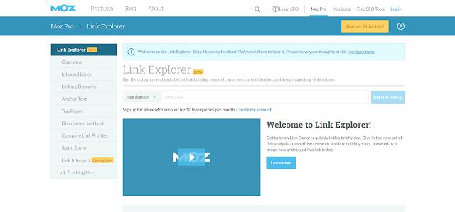 best websites to check backlink