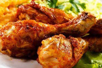 Resep Masakan Ayam Goreng Mentega