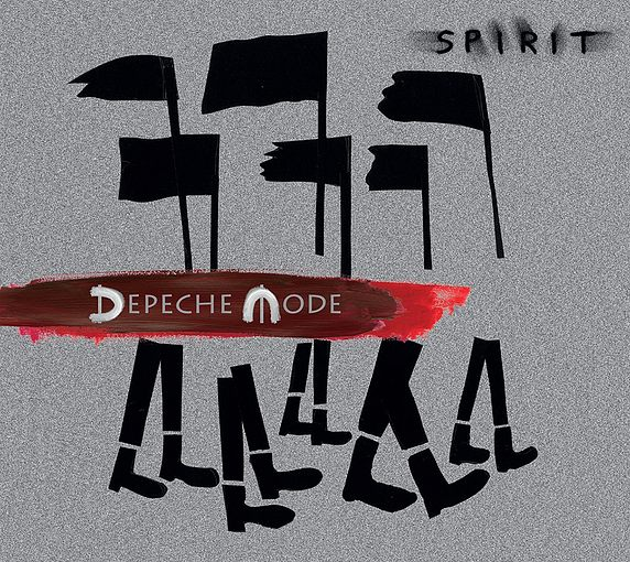 DEPECHE MODE - Spirit (2017) full
