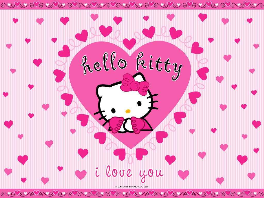 Gambar Hello Kitty Terbaru Gambar Lucu