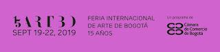 Feria Internacional de Arte de Bogotá 15 años