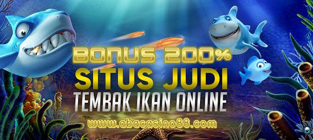 Link judi tembak ikan online 2020