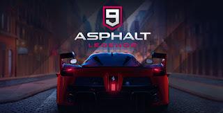 Asphalt 9: Legends Mod Apk v1.9.3a