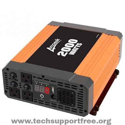 Top 5 Best Power Inverter For Home and Car